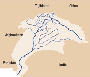 indus-map